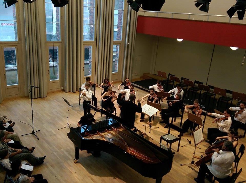 Shostakovich 1 in Biel, Switzerland