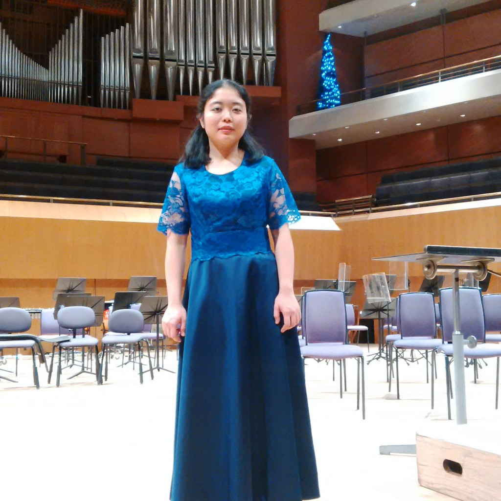 After concert at Bridgewater Hall
